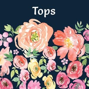 Tops - Tops: blouses, t-shirts, sleeveless, sweaters